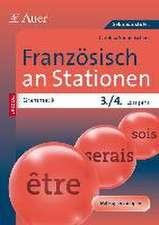 Französisch an Stationen SPEZIAL Grammatik Lj. 3-4