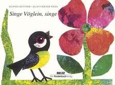 Singe Vöglein, singe