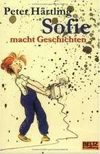 Sofie macht Geschichten