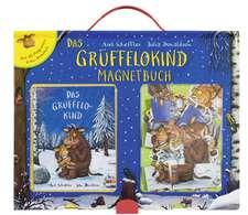 Der Grüffelo. Das Grüffelokind Magnetbuch