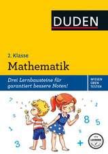 Wissen - Üben - Testen: Mathematik 2. Klasse