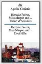 Hercule Poirot, Miss Marple und ... (Drei Fälle)