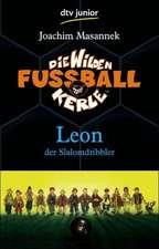 Die Wilden Fussballkerle 01.Leon der Slalomdribbler
