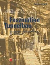 Faszination Tunnelbau: Geschichte und Geschichten – ein Sachbuch