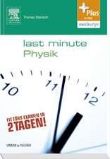 Last Minute Physik