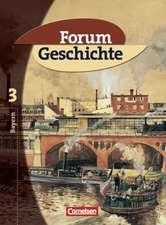 Forum Geschichte 3. 8. Jahrgangsstufe. Schülerbuch. Sekundarstufe I. Gymnasium Bayern