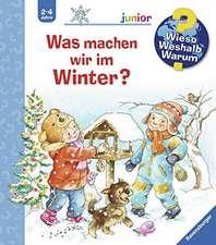 Was machen wir im Winter?