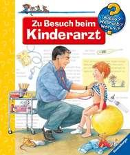 Zu Besuch beim Kinderarzt