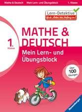 Diem, S: Lern- und Übungsblock Mathe & Deutsch 1. Klasse