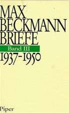 Briefe. 1937 - 1950