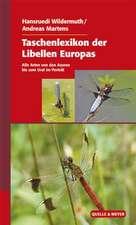 Taschenlexikon der Libellen Europas