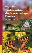 Taschenlexikon der Schmetterlinge Europas