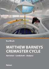Matthew Barneys Cremaster Cycle