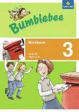Bumblebee 3. Workbook 3 plus Portfolioheft und Pupil's Audio-CD