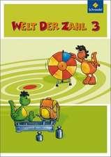 Welt der Zahl 3. Schülerband. Nordrhein-Westfalen