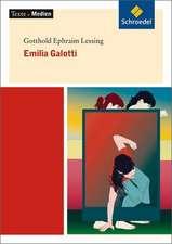 Emilia Galotti: Textausgabe mit Materialien