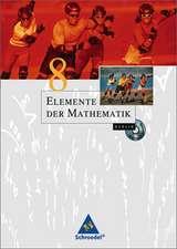 Elemente der Mathematik 8. Schülerband