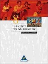 Elemente der Mathematik 8. Schülerband. Schleswig-Holstein