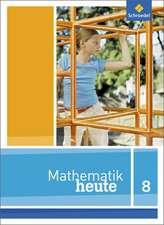 Mathematik heute 8. Schülerband. Niedersachsen