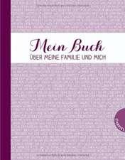 Mein Buch über meine Familie und mich