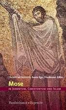 Mose in Judentum, Christentum Und Islam:  Krippen- Und Osterspiele
