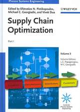 Supply–Chain Optimization, Part I