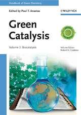 Green Catalysis: Biocatalysis