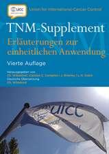 TNM–Supplement: Erlauterungen zur einheitlichen Anwendung