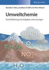 Umweltchemie: Eine Einführung mit Aufgaben und Lösungen
