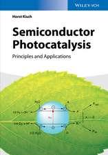Semiconductor Photocatalysis: Principles and Applications