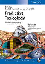 Predictive Toxicology: From Vision to Reality