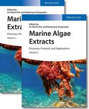 Marine Algae Extracts: Processes, Products, and Applications 2 Volume Set
