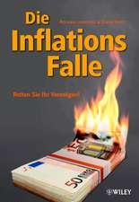 Die Inflationsfalle: Retten Sie Ihr Vermögen!