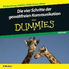 Gewaltfreie Kommunikation für Dummies Hörbuch