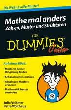 Mathe mal anders – Zahlen, Muster und Strukturen für Dummies Junior