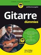 Gitarre für Dummies Jubiläumsausgabe