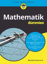 Mathematik fur Dummies