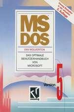 MS-DOS: Version 5. Das optimale Benutzerhandbuch von Microsoft