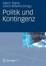 Politik und Kontingenz