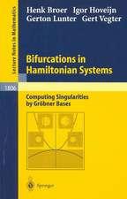 Bifurcations in Hamiltonian Systems: Computing Singularities by Gröbner Bases