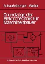 Grundzüge der Elektrotechnik für Maschinenbauer: Grundlagen, Energietechnik, Elektronik, Meßtechnik