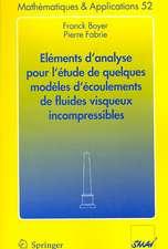 Eléments d'analyse pour l'étude de quelques modèles d'écoulements de fluides visqueux incompressibles
