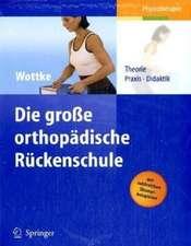Paket Seidenspinner, Wottke: Training in der Physiotherapie -- Die große orthopädische Rückenschule
