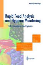 Rapid Food Analysis and Hygiene Monitoring: Kits, Instruments and Systems