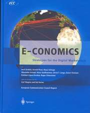 E-Conomics: Strategies for the Digital Marketplace