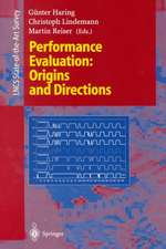 Performance Evaluation: Origins and Directions