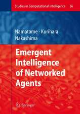 Emergent Intelligence of Networked Agents