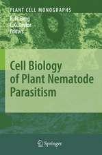 Cell Biology of Plant Nematode Parasitism