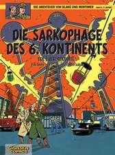 Die Abenteuer von Blake und Mortimer 13. Die Sarkophage des 6. Kontinents