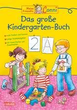 Conni Gelbe Reihe - Das große Kindergarten-Buch